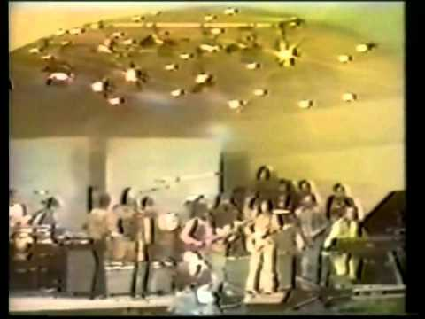 Elton John and the Beach Boys Help Me Rhonda 1972