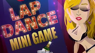 SOUTH PARK The Fractured But Whole - Lap Dance Mini Game / Twerking
