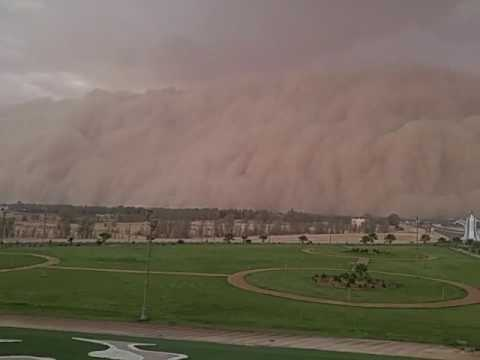 Saudi Arabia SandStorm Video 2017