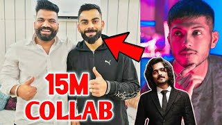 Technical Guruji 15 Million Collab With Virat Kohli | BB Ki Vines, Tech Burner, TG Films | Cody, H3