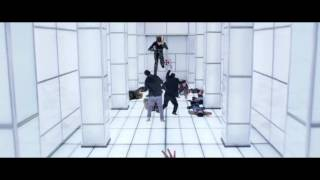 Resident Evil: Retribution | Zombie Fight Scene | Milla Jovovich | Alice [HD]