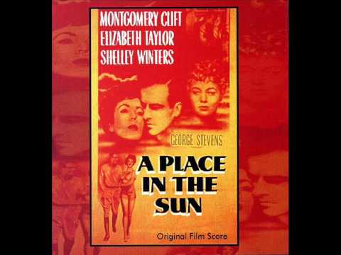 A Place In The Sun | Soundtrack Suite (Franz Waxman)
