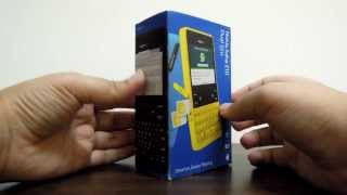 Nokia Asha 210 Unboxing and Review