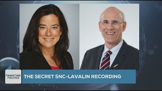 FULL AUDIO: Jody Wilson-Raybould conversation with Michael Wernick on SNC-Lavalin