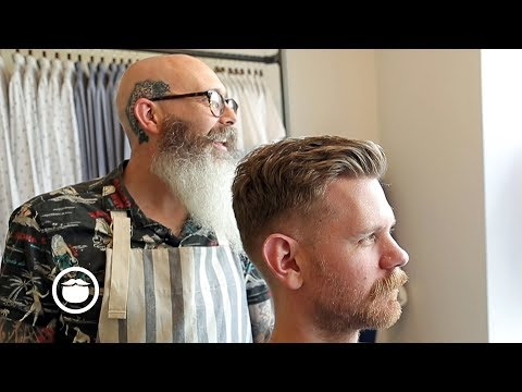 Titans of the Beard Industry Finally Meet