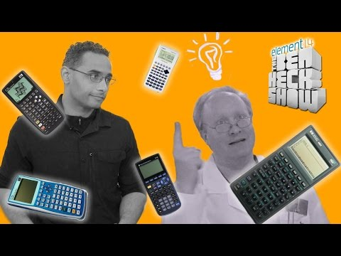Ben Heck's DIY Calculator