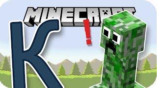 Русский алфавит Minecraft/ видео для детей