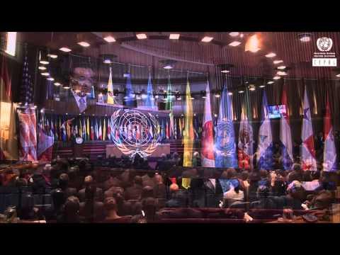 Conferencia magistral del Primer Ministro Chino Li Keqiang en la CEPAL