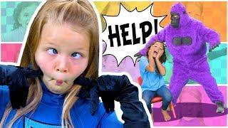 Superhero Finger Family | The Super Finger Family Song
