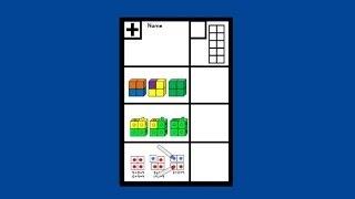 4-group Math Addition Checklist video