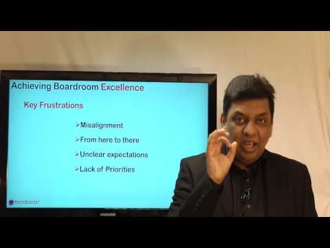 Achieving Boardroom Excellence - A Company Director Training Program