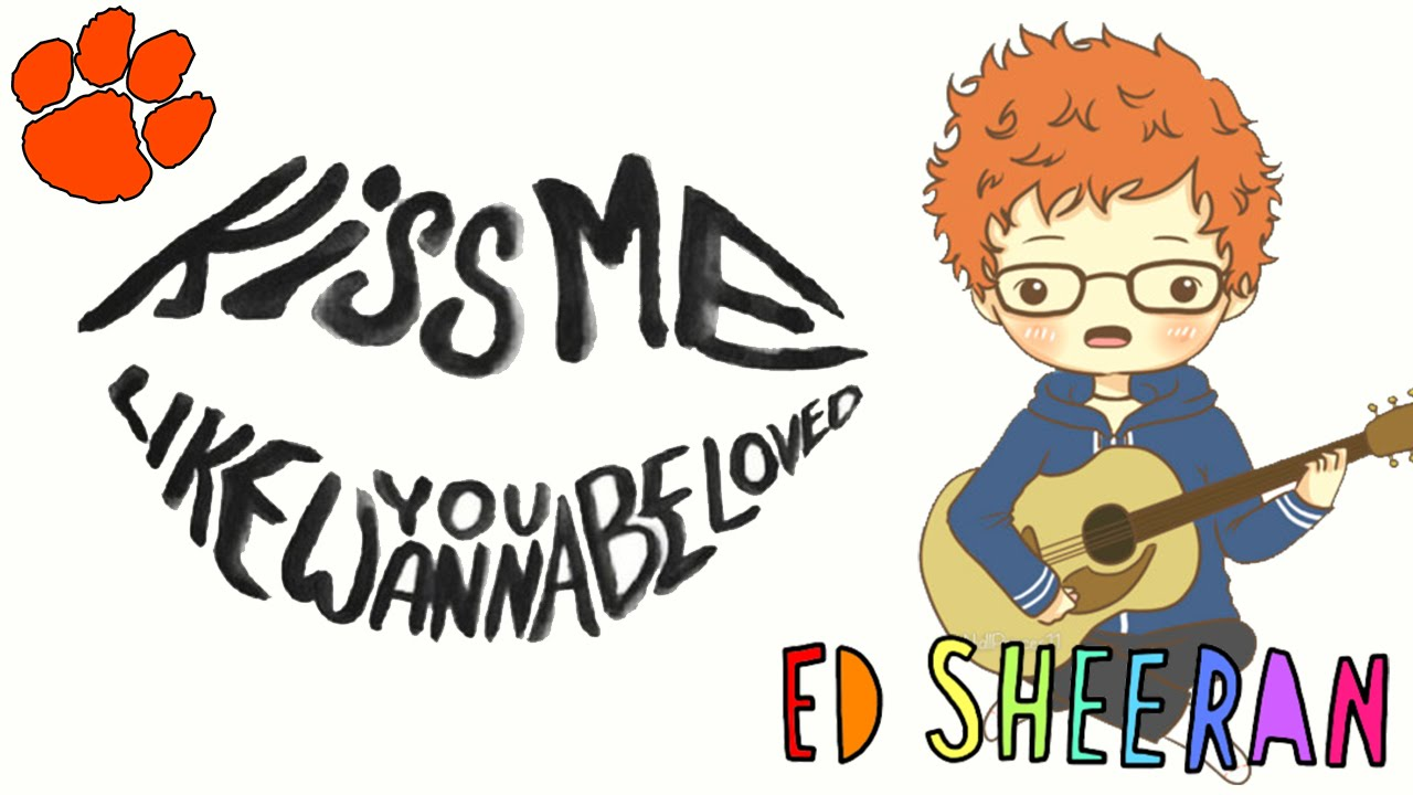how to play kiss me by ed sheeran on guitar