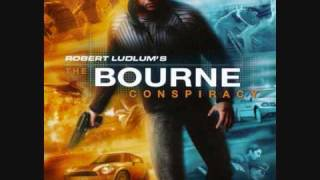 The Bourne Conspiracy [Music] - Car Chase