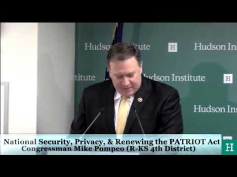 National Security, Privacy, and Renewing the USA PATRIOT Act
