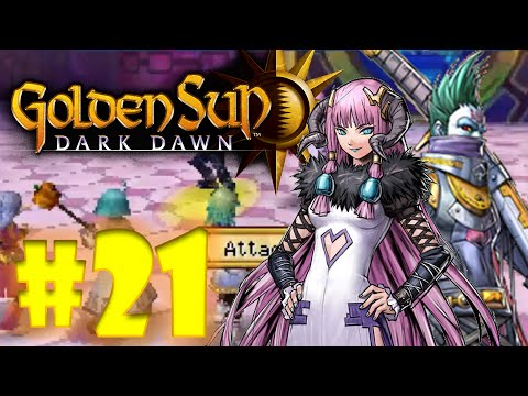 Golden Sun: Dark Dawn Part 21| We've got trouble