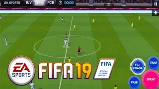 FIFA 19 MOD FIFA 14 Android Offline Deluxe Edition 1 GB Update Face & Kits Best Graphics