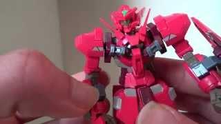HG 1/144 Astraea Type F REVIEW (Gundam 00F)