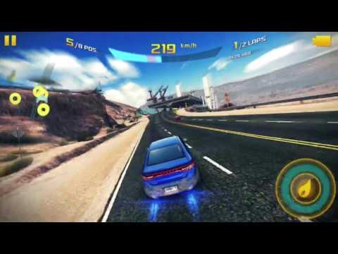 Asphalt 8:Racing roads