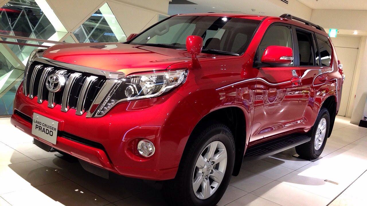 ... ディーゼル Toyota Land Cruiser PRADO CLEAN DIESEL - YouTube