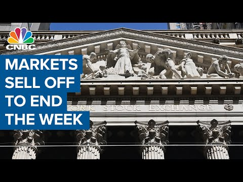 Markets sell off to end the week – What's in store for the second half?