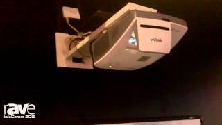 InfoComm 2015: Vivitek of Delta Shows the Second Generation of the NovoDS