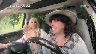 Veronica Castro con Susana Gimenez (16-09-2018) - Especiales Susana Giménez