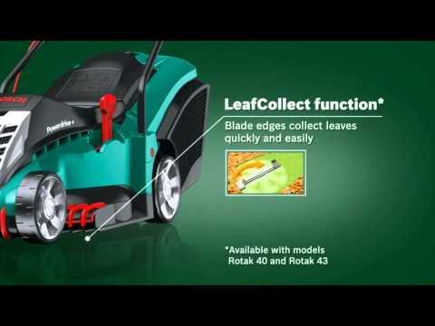 Bosch Lawnmower Rotak 37