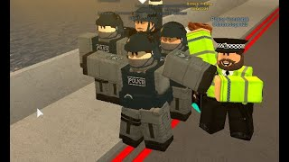Roblox London Met Policing General patrol old london!