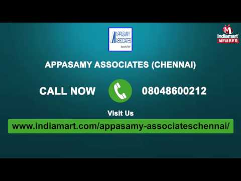 Ophthalmic Equipment & Instrument By Appasamy Associates, Chennai
