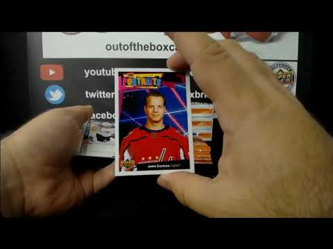 Out Of The Box Group Break #8344- 20-21 SERIES ONE HOBBY 4 BOX DOUBLE UP