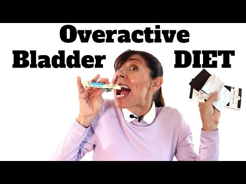 Overactive Bladder Diet - Favorite Foods to CHOOSE (and Avoid Missing Out!)