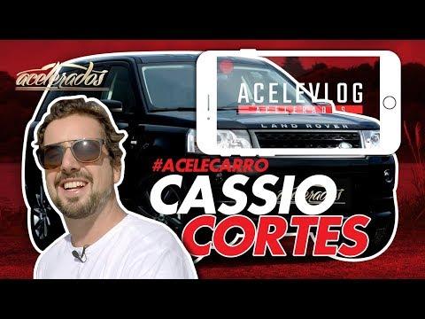 CASSIO MOSTRA SEU SUV! LAND ROVER FREELANDER DYNAMIC | ACELEVLOG #2
