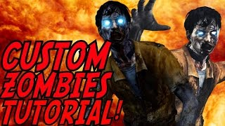 HOW TO INSTALL/PLAY & RECORD CUSTOM ZOMBIE MAPS! (World at War Custom Zombies Tutorial)