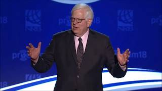 Hatred of Jews is Unique, Says Dennis Prager at Proclaim 18