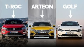 Ever Wonder Why Vw Names Are So Weird? - Carfection +