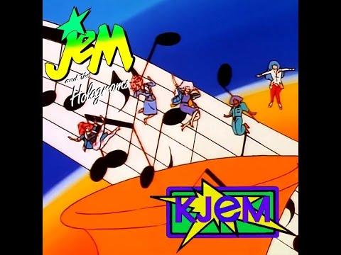 Jem & The Holograms - KJEM (full album - part 1/4)