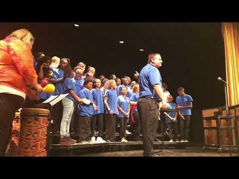 Addison Middle School Choir - Fall Concert