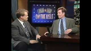"""Conan and Andy on the Aisle - """"Pulp Fiction"""""""