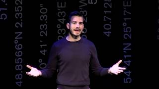 A gay police officer defying the walls of prejudice | Michael Lolis | TEDxThessaloniki