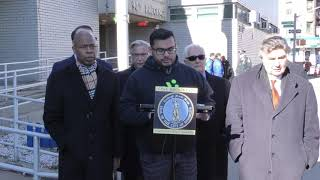 One Brooklyn--  Joint Contribution for the Restoration of Our Lady of Consolation Statues Desecrated