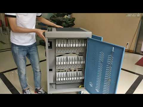 Pochar Y630a Laptop Chromebook Charging Cabinet
