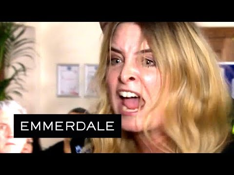 Emmerdale - Charity Publicly Accuses Inspector Bails of Raping Her!