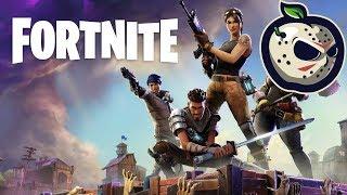 Fortnite Gameplay w/ Usually Interesting Commentary | Fortnite Stream | Skilled Apple