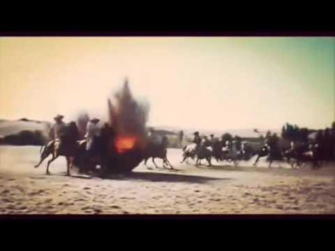 100 Rifles trailer soundtrack-vm