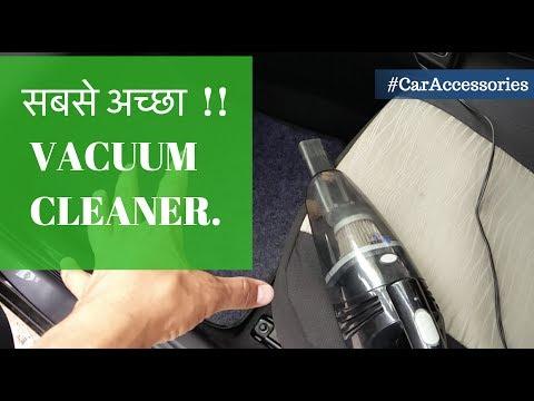 Best Vacuum cleaner for car?