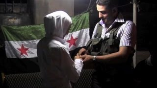 Syrians find love in time of war