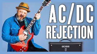 AC/DC Rejection Guitar Lesson + Tutorial