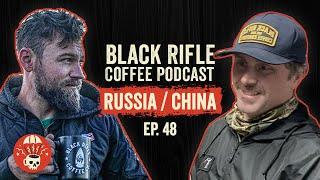 Free Range American: Ep 048 Russia and China
