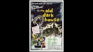 The Old Dark House - Movie Trailer (1963)