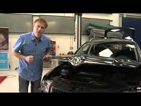 MotorTV - Skoda Superb Combi test